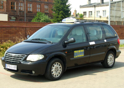 Taksówka